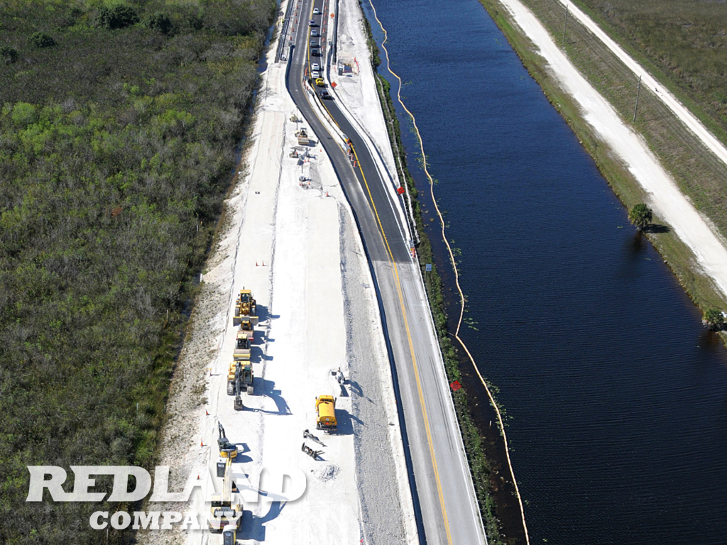 Tamiami Trail-SR-90 Modifications-Everglades National Park