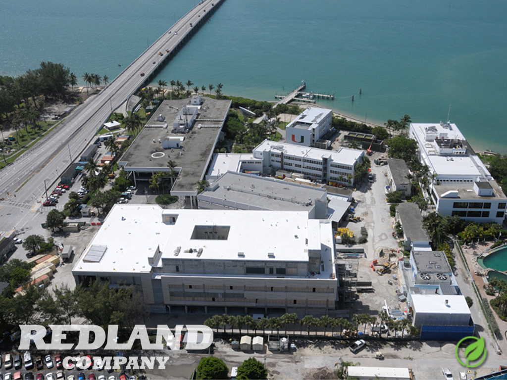 Unversity of Miami RSMAS-Marine Tech & Life Sciences Seawater Complex