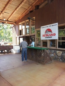 Redland Title Sponsor at ABC GA Fall Clays