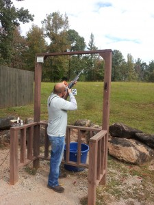 Redland participating in ABC GA Fall Clays event.