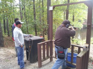 Redland Staff Participate in ABC GA Fall Clays Event