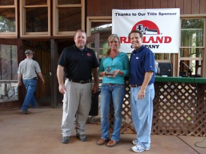 Redland Company awards ABC GA Fall Clays 2014