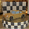 CANstruction Braves 2015 display