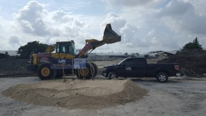 Seafarers Groundbreaking Medley Redland Company Link Construction Group