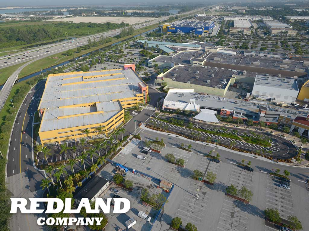 Dolphin Mall Retail Addition & Parking Garage